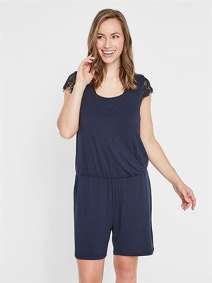 WENNY TESS jumpsuit - navy