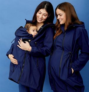 3 in 1 SHELLA softshell jakke
